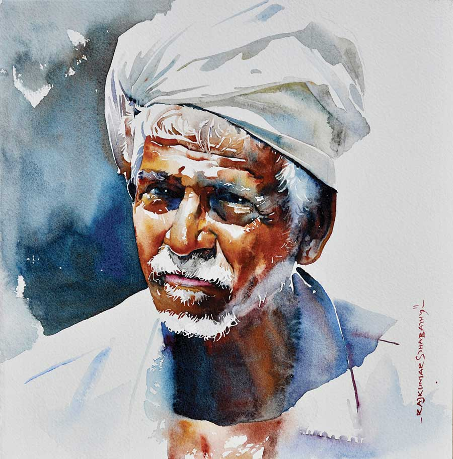 RajKumar- watercolour