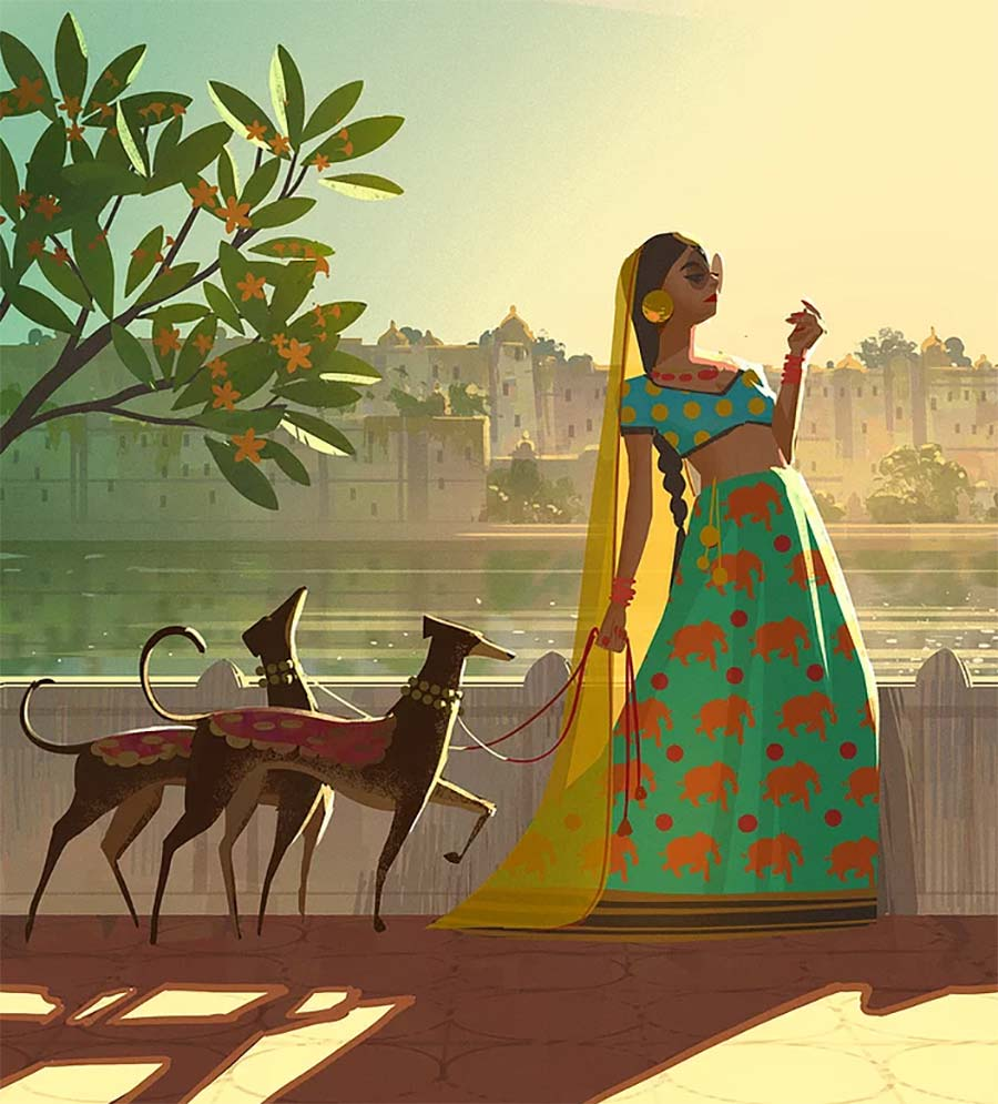 Illustration by Naveen Selvanathan